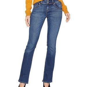 Hudson Beth Baby Boot flap pocket dark wash jeans